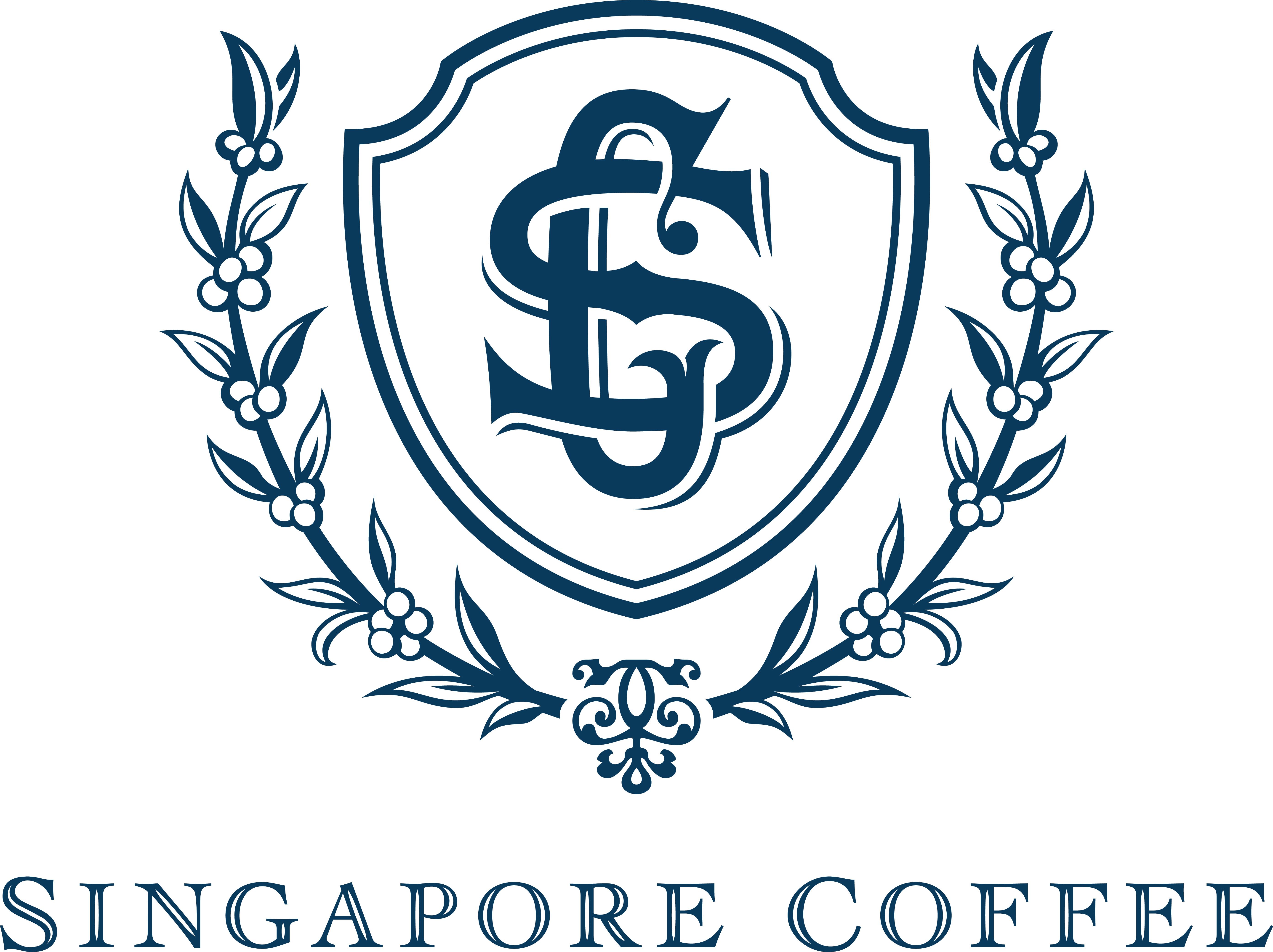 Singapore Coffee Raffles Arcade