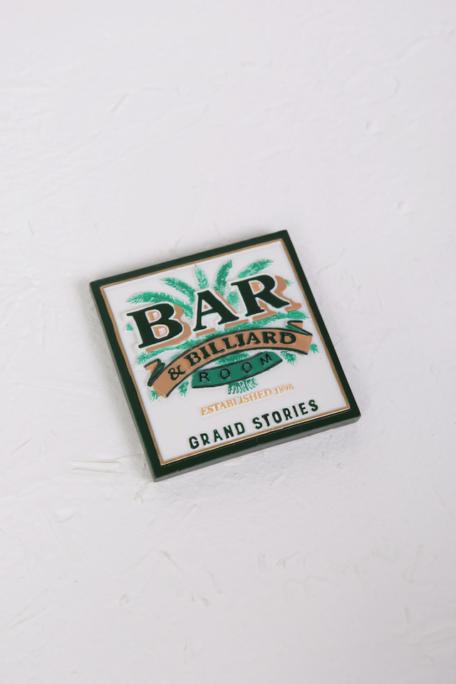 Bar & Billard Room Magnet
