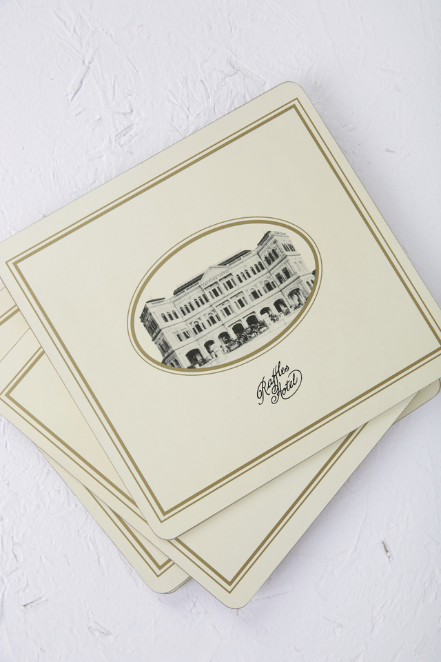 Raffles Cork Placemat Set