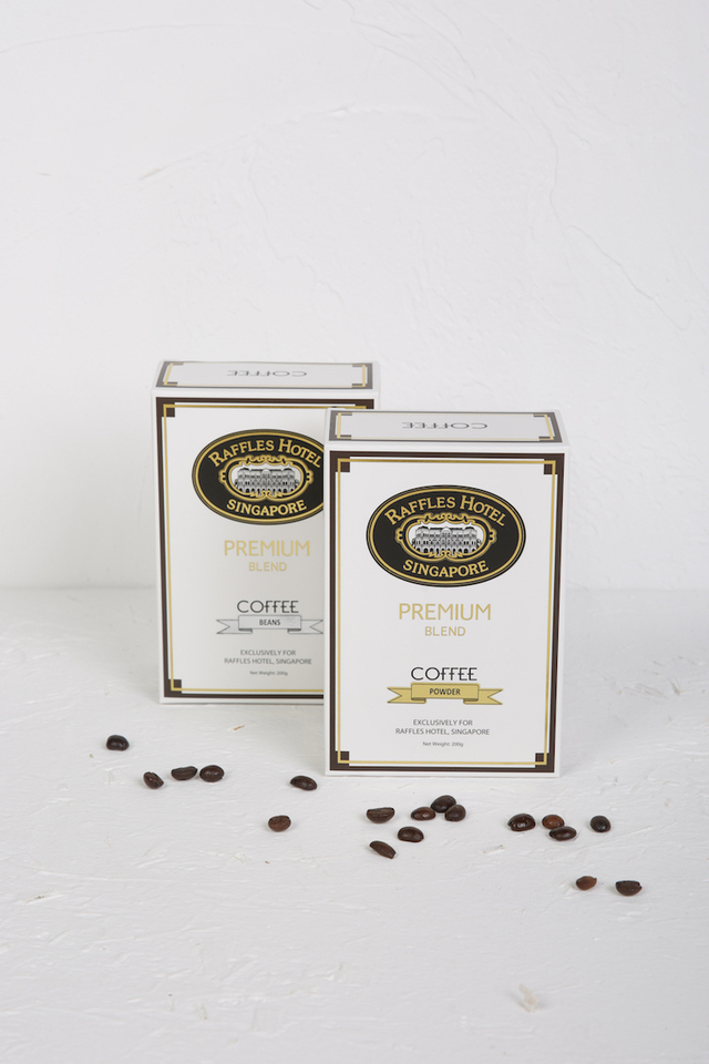 Raffles Premium Coffee Blend Powder/Bean