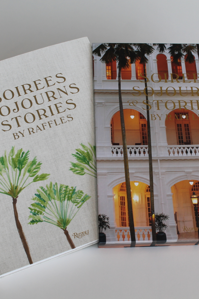 Soirees, Sojourns & Stories by Raffles