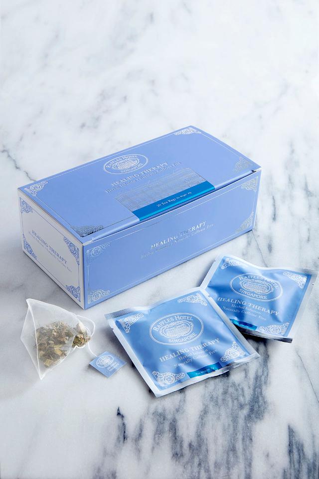 Raffles Healing Therapy Tea Bag