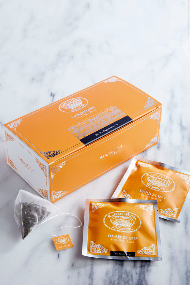 Raffles Darjeeling Tea Bag
