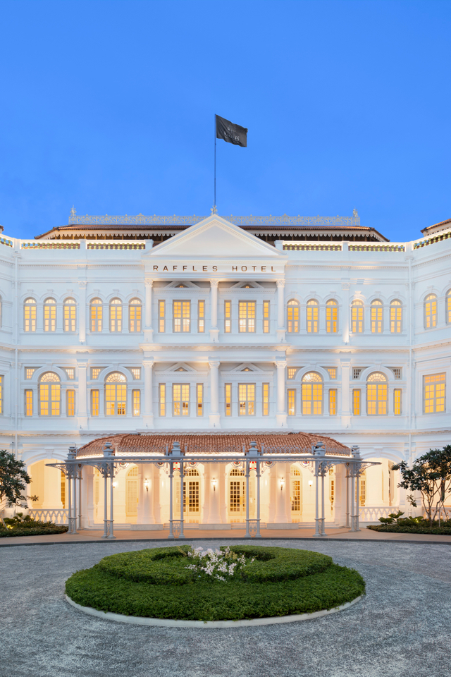 The Raffles Reopening Festival Tickets