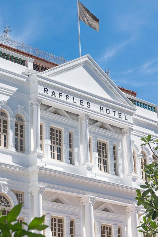 """Exclusively Private"" by Raffles Singapore"