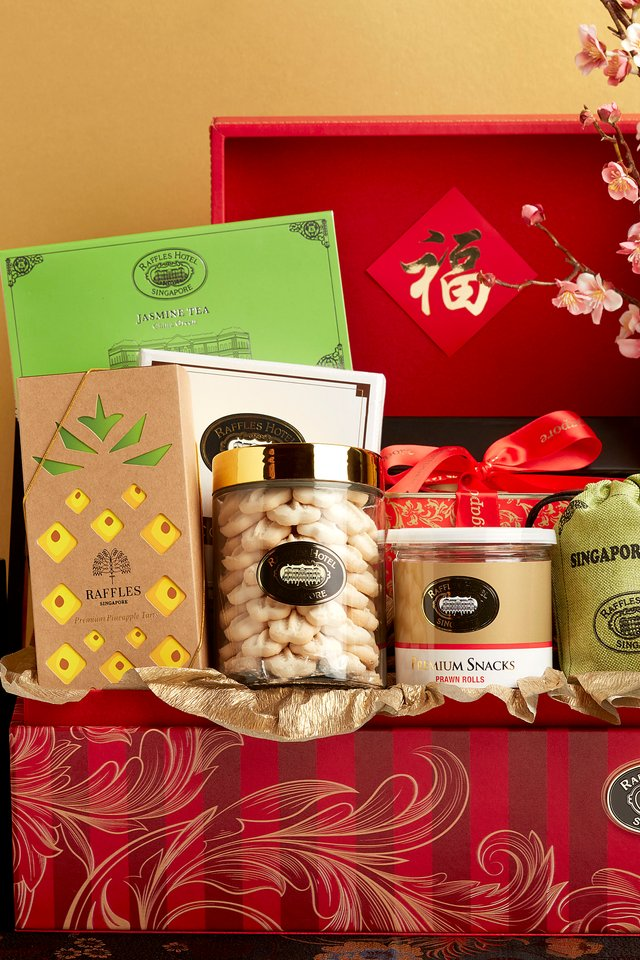 Raffles Royal Hamper