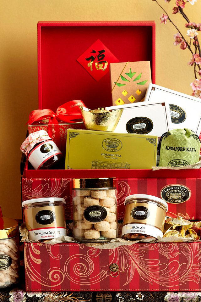 Raffles Prosperity Hamper