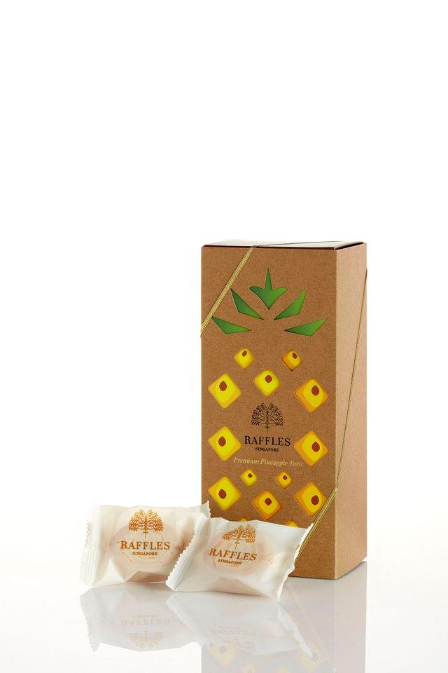 Raffles Pineapple Tarts