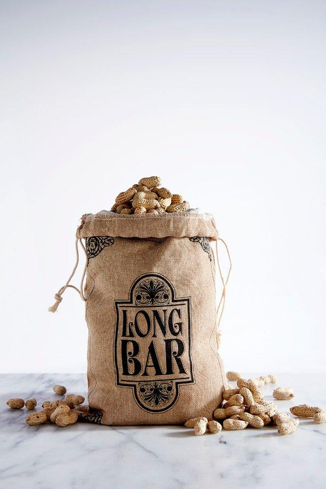 Raffles Long Bar Groundnuts