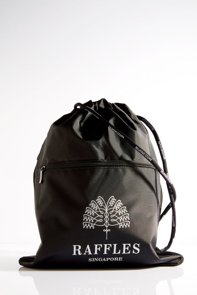 Raffles Drawstring Sackpack