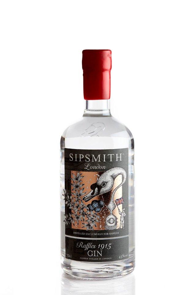 Raffles Gin 1915 Sipsmith 700ml
