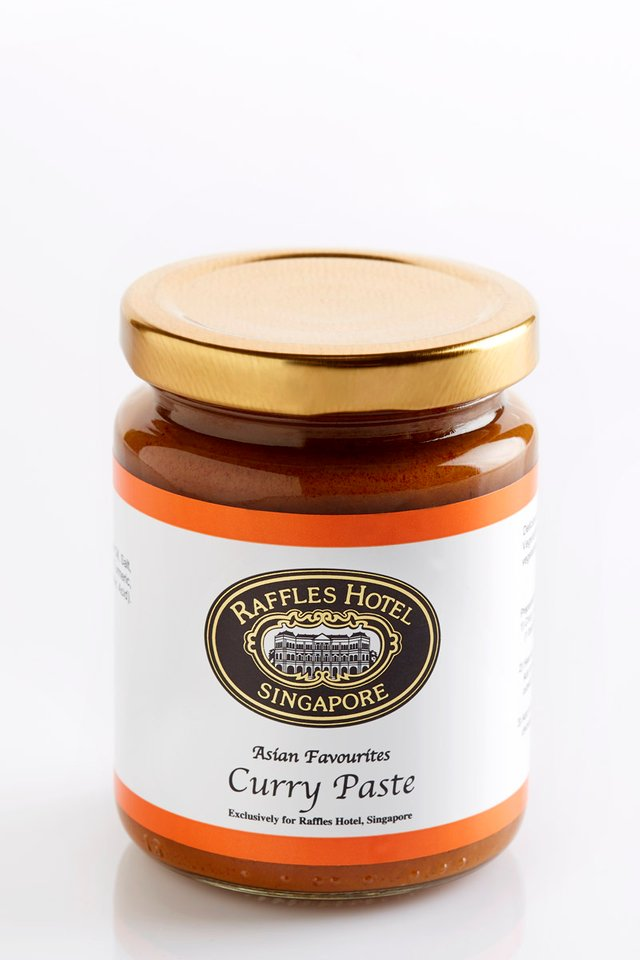 Raffles Gourmet Curry Paste