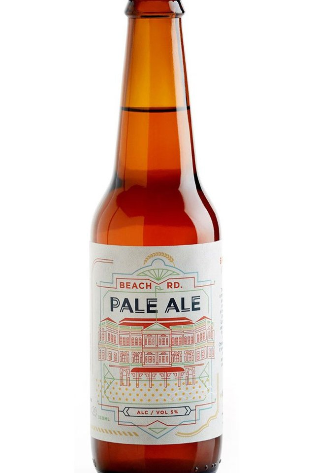 Beach Road Pale Ale