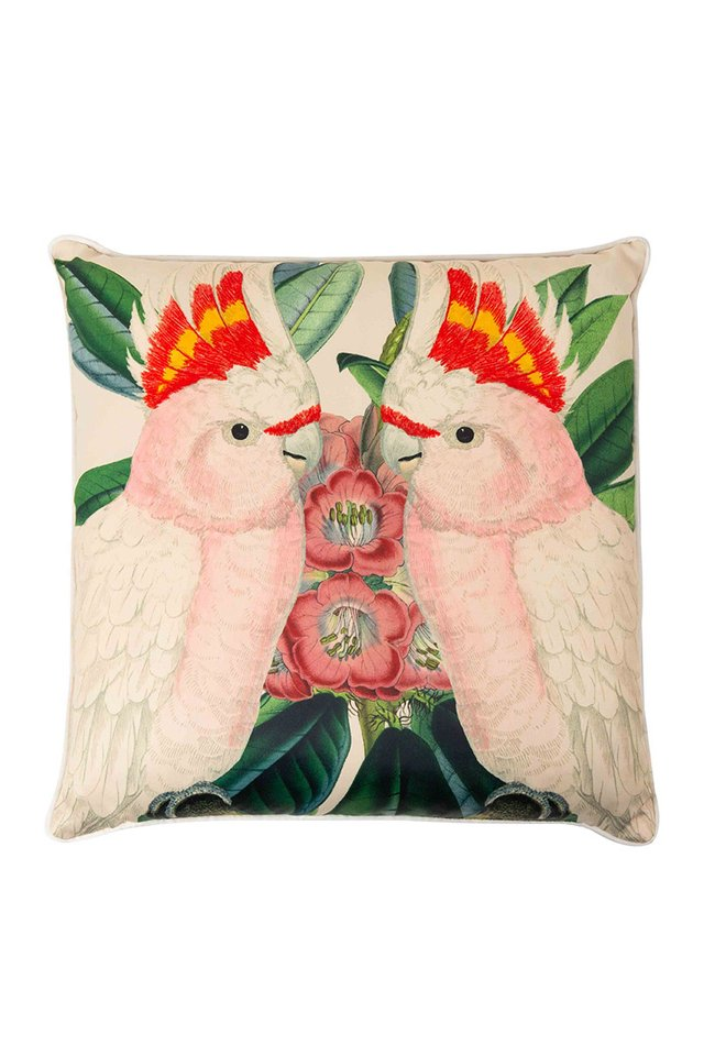 Este Cushion Cover - Cacatoe