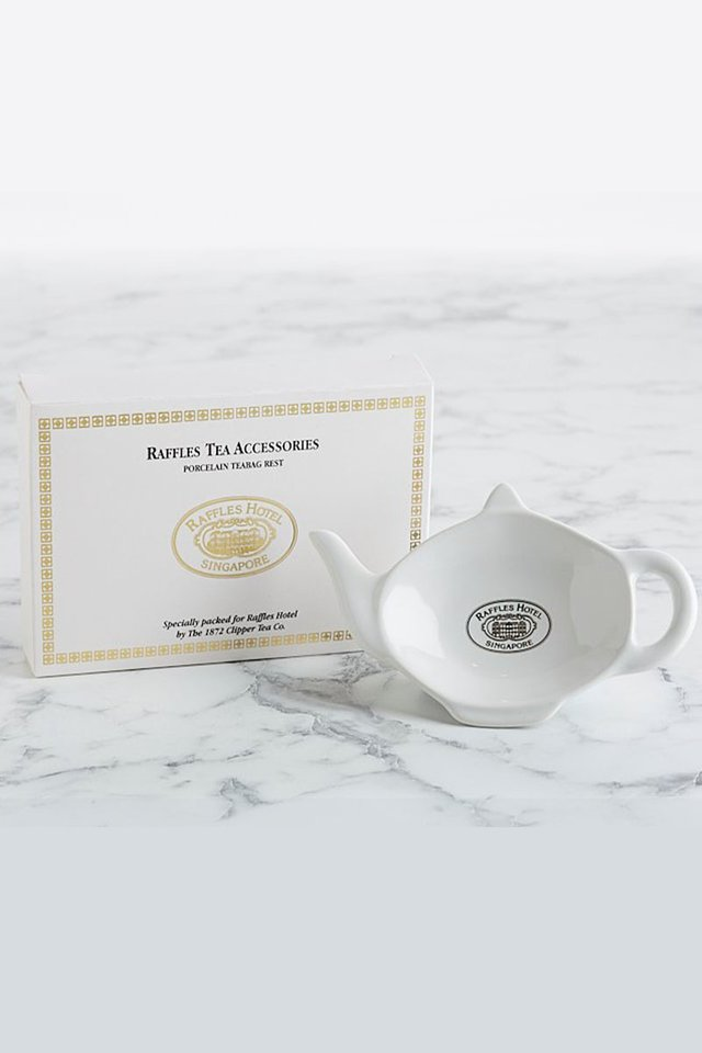 Raffles Classic Porcelain Tea Bag Rest