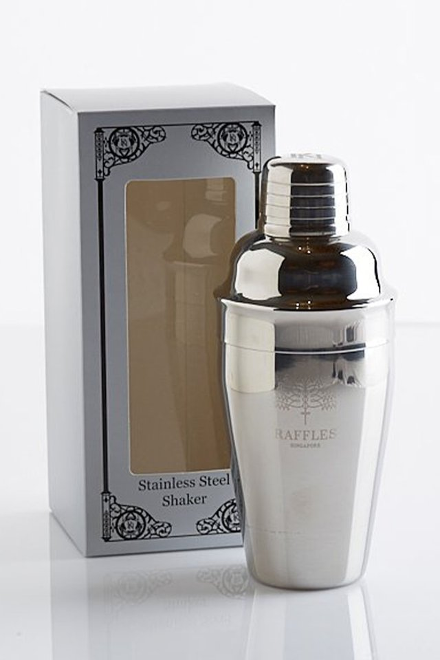 Singapore Sling Stainless Steel Shaker