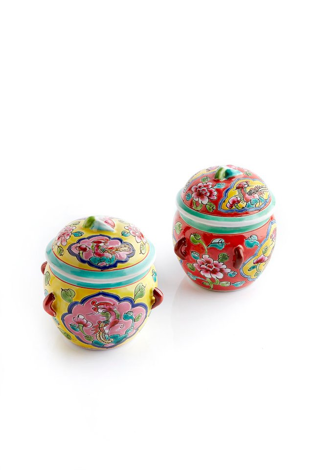 Small Porcelain Kamcheng