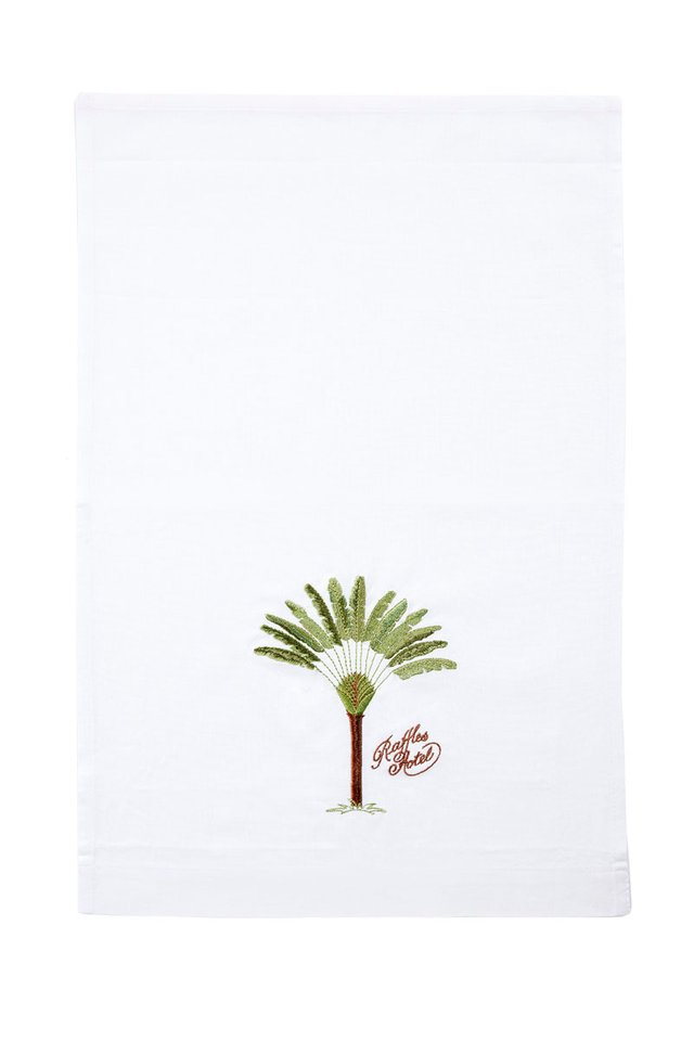 Raffles Travellers Palm Guest Towel