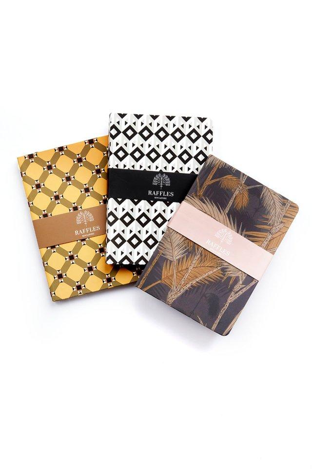 Raffles Heritage Notebooks