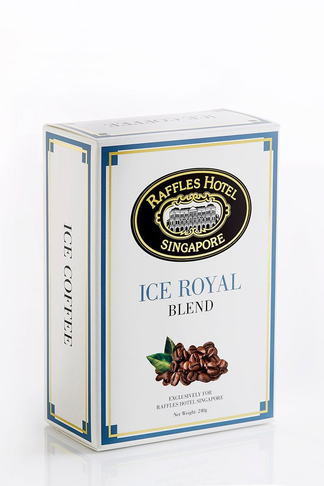 Ice Royal Blend Coffee