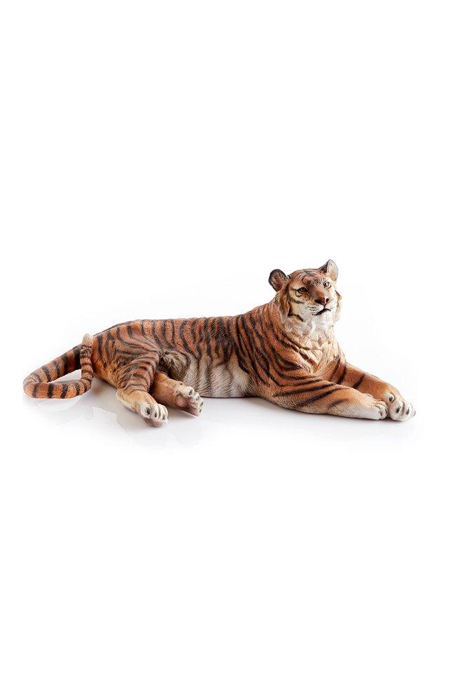 Raffles Tiger Figurine