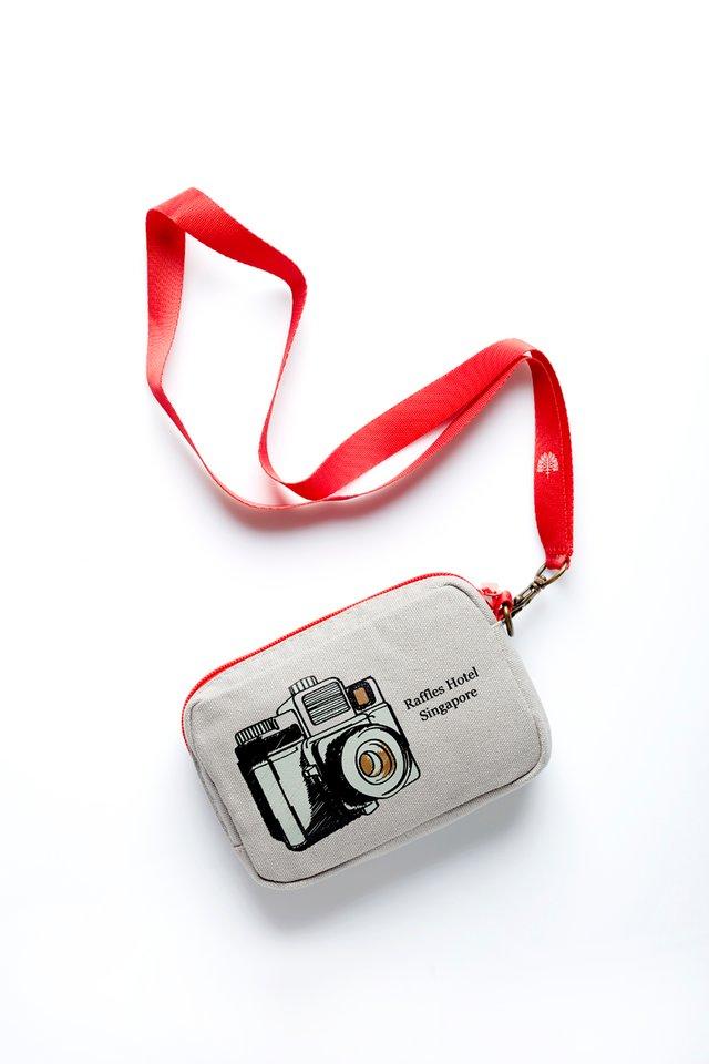 Raffles Camera Pouch