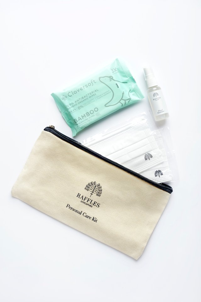 Raffles Care Kit