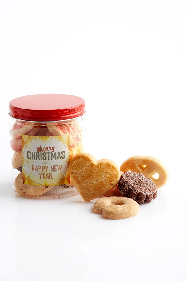 Assorted Christmas cookies (180g)
