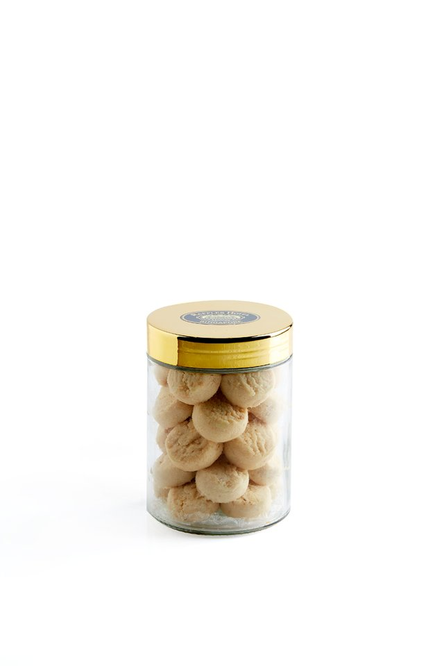 Almond Cookies Jar