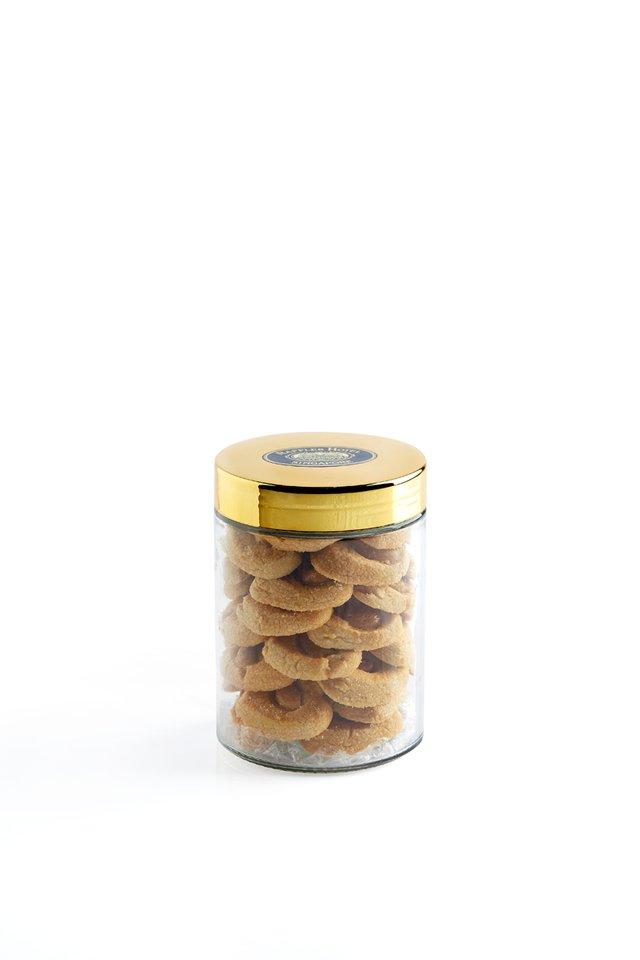 Cashew Nut Cookies Jar