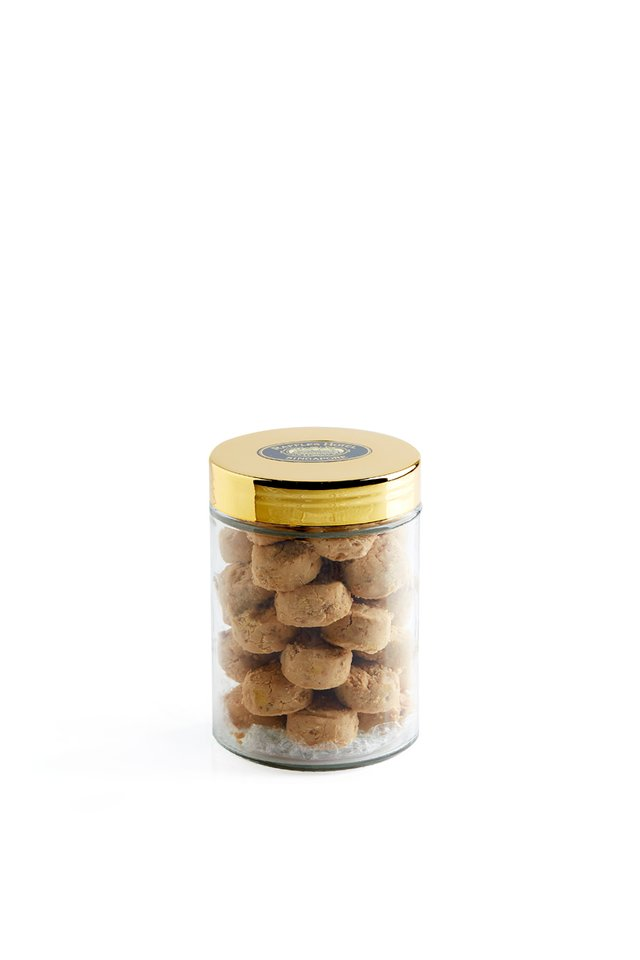 Peanut Cookies Jar
