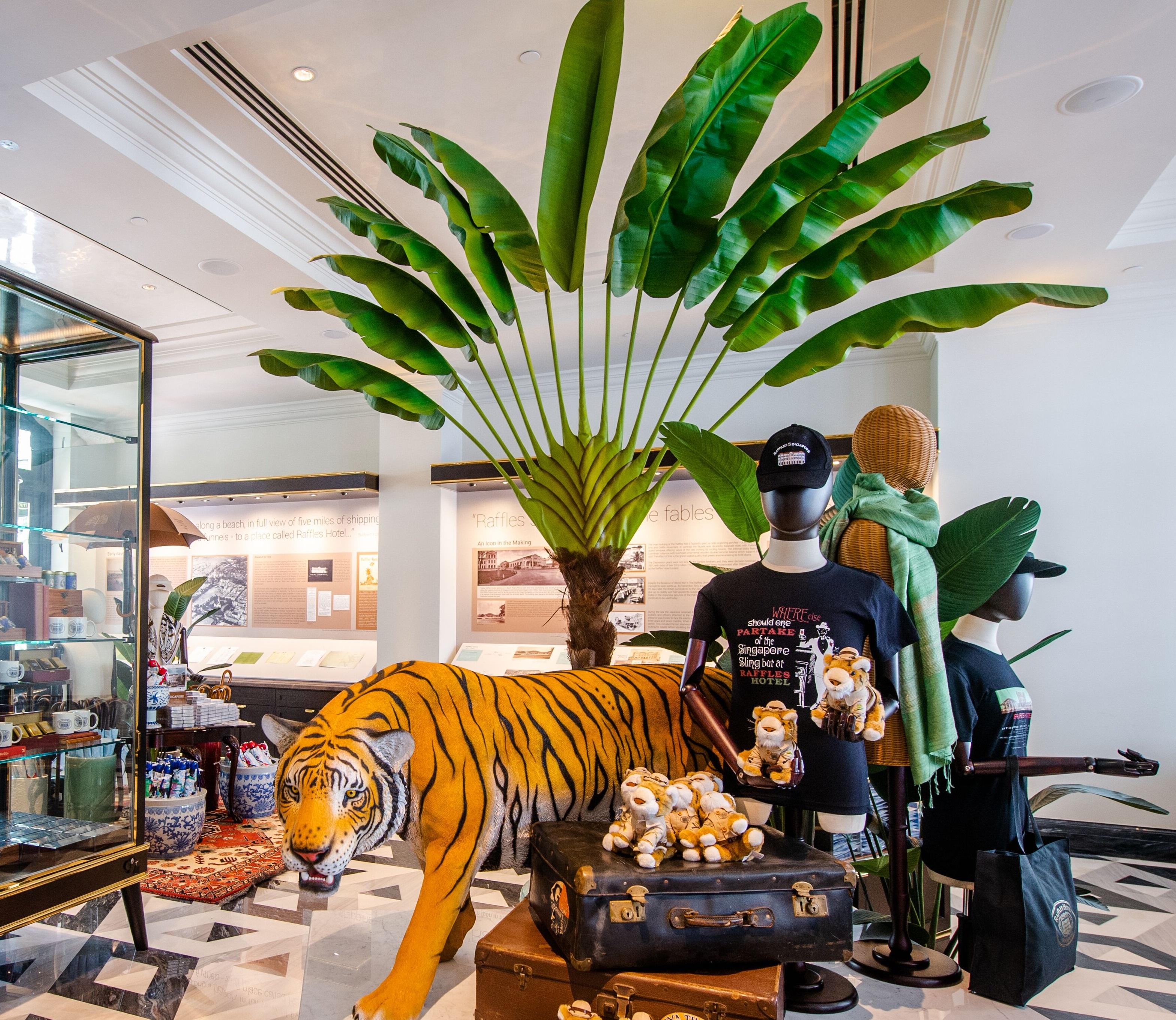 Raffles Boutique Festive Draw 2020